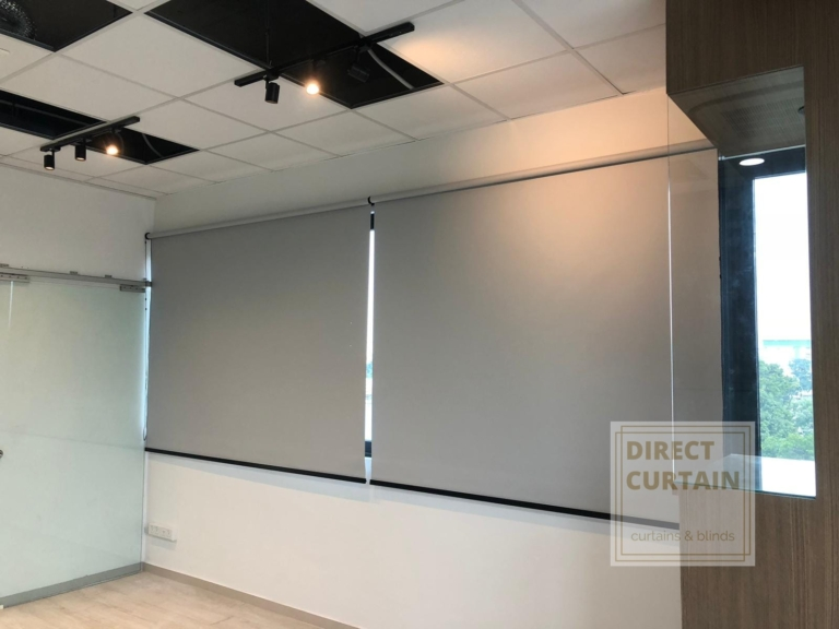 Roller Blinds - useful in office