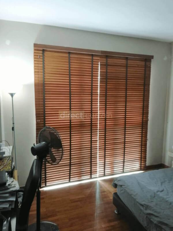 50mm Ultra Light Timber Blinds – SL Series