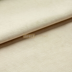 Dim-out Curtain - Stitch Egg Nog Beige