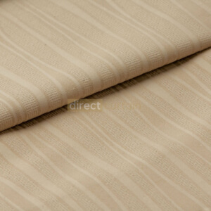 Dim-out Curtain - Wave Burlywood Brown