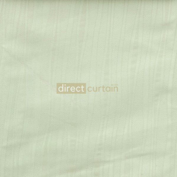 Dim-out Curtain - Wave Cream White