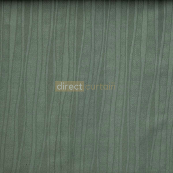 Dim-out Curtain - Wave Shadow Grey
