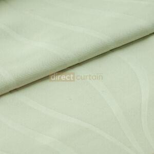 Dim-out Curtain - Ripple Cream White