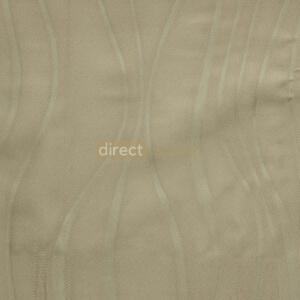 Dim-out Curtain - Ripple Oxford Brown