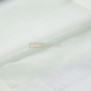 Day Curtain - Raindrop White