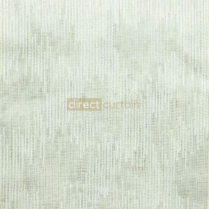 Day Curtain - Abstract White
