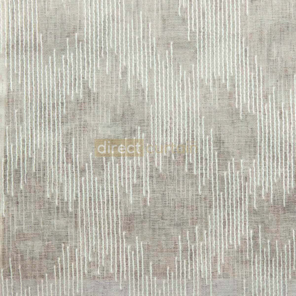 Day Curtain - Abstract Light Brown