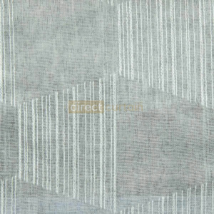 Day Curtain - Trapez Grey