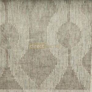 Day Curtain - Trellis Brown