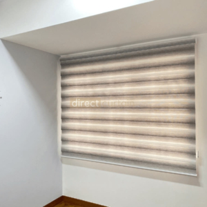 Korean-Zebra-Blinds-Gradation-White-Grey
