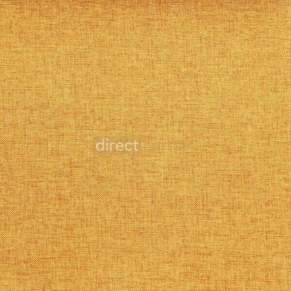 Blackout Curtain - Weave Tangerine Orange