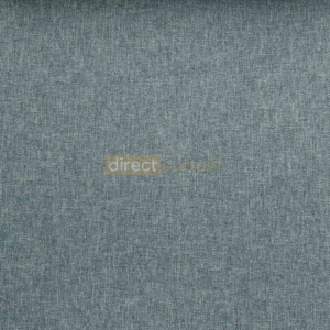 Blackout Curtain - Chevron Denim Blue