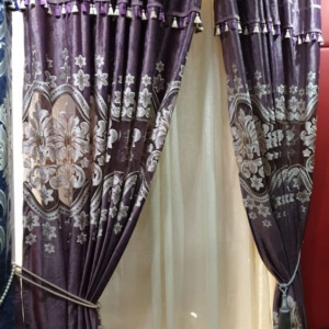 Ready-made-curtain-201-Velvet-embroidery-sulam