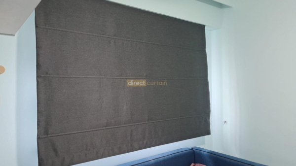 roman blinds 17001-11 closed