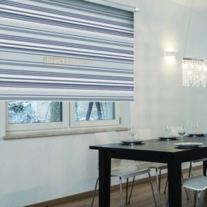 Premium Indoor Roller Blind California Blackout Series