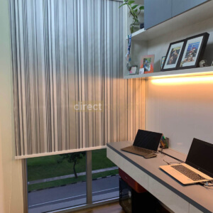 Roller Blind California Blackout Series in Singapore
