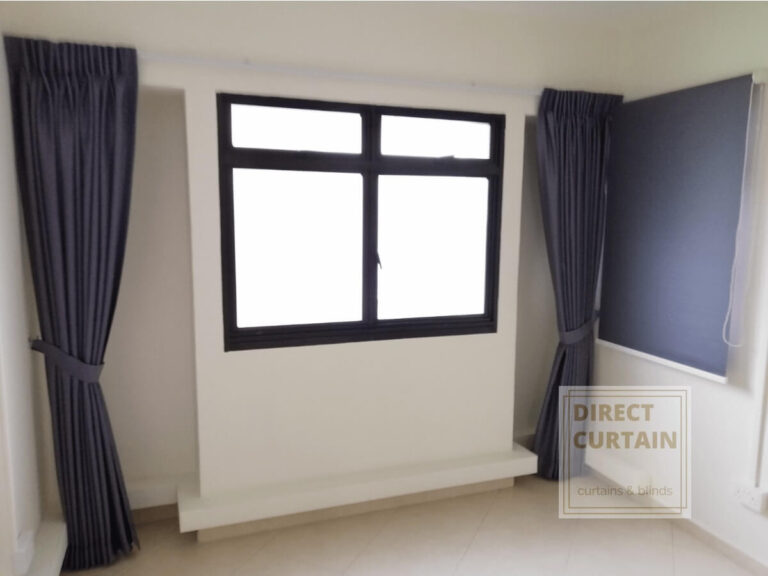 Roller-Blinds-and-Curtains-in-HDB-Bedroom