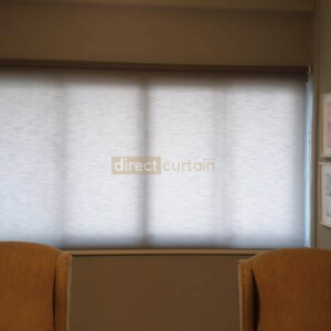 Semi-Sheer Series Basic Roller Blinds Common Area