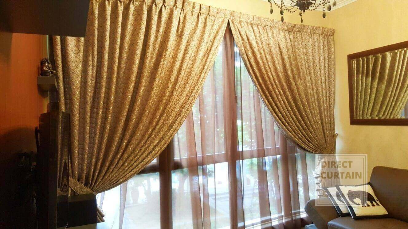 Curtains & Blinds Promotion Singapore | Direct Curtain
