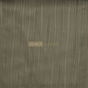 Dim-out Curtain - Wave Walnut Brown