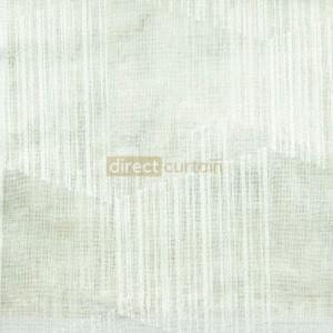 Day Curtain - Trapez White