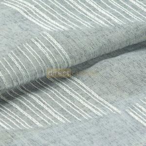 Day Curtain - Trapez Grey