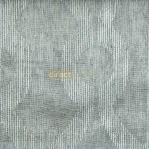 Day Curtain - Trellis Grey