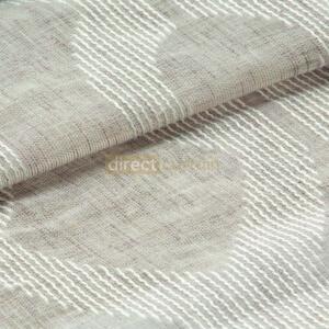 Day Curtain - Trellis Light Brown