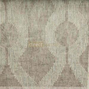 Day Curtain - Trellis Brown