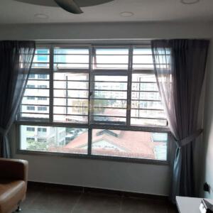 Day curtain SKU DC00020