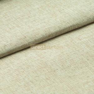 Blackout Curtain - Weave Sandcastle Beige