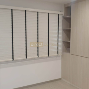 venentian blinds pvc - tampines singapore living room