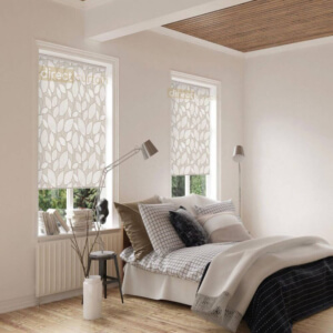 Premium Indoor Roller Blind DecoArt Series